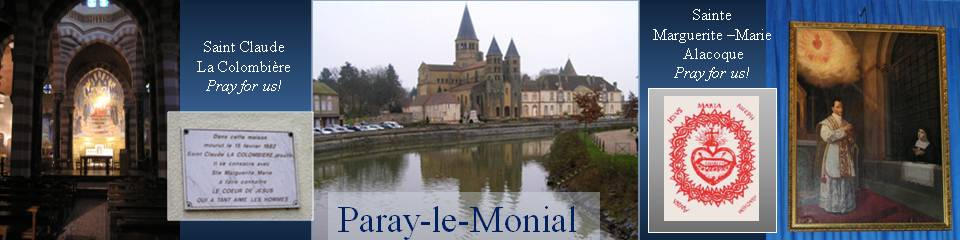 Paray-le-Monial photo collage by Michele Szekely